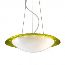 Odeon Light Zita 2754/3 зеленый E14 3х13W 220V