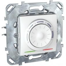 Термостат теплого пола Schneider Electric Unica MGU5.503.18ZD программируемый белый
