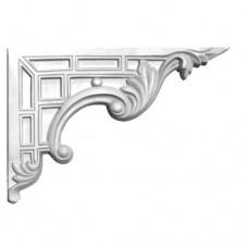 Декоративное дополнение из полиуретана Decomaster 66201R для оформления ступеней