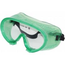 Очки защитные с прямой вентиляцией