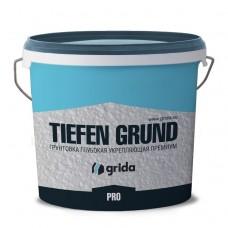 Грунтовка глубокого проникновения Грида Tiefen Grund морозостойкая 10 кг