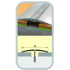 Порог-стык 38х1350 мм дуб беленый