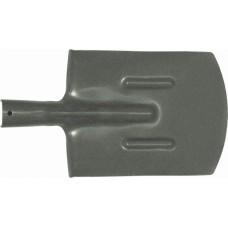 Лопата штыковая прямоугольная, 210х260 мм, ребра жесткости, б/ч