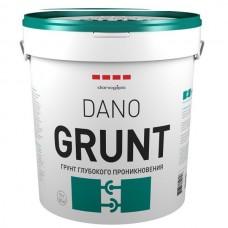 Грунтовка глубокого проникновения Danogips Dano Grunt 10 л