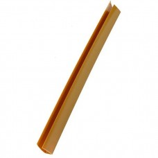 Апласт для ПВХ панелей коричневая 3000 мм