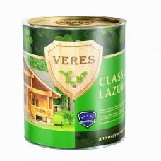 Veres Classic Lazura № 1 бесцветная 0,9 л