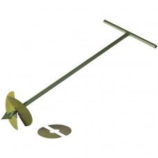 Бур садовый Росток 39492 со сменными ножами