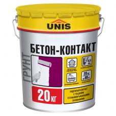 Unis Бетон-Контакт 20 кг