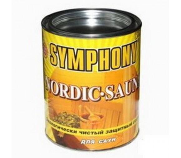 Антисептик для саун и бань Symphony Nordic Sauna 2,7 л