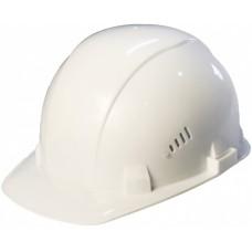 Каска строительная Стандарт белая