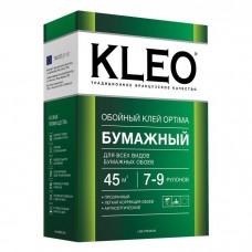 Клей обойный Кleo Optima для бумажных обоев 160 г