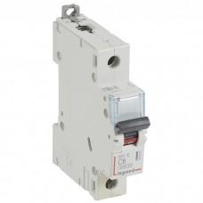Автоматический выключатель Legrand DX3-E 407260 1P C 6A 6кА