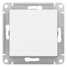 Механизм переключателя Schneider Electric AtlasDesign ATN000161 одноклавишный белый