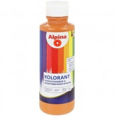 Alpina Kolorant Terracotta терракот 0,5 л