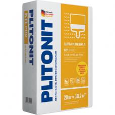 Финишная шпатлевка Plitonit КП Pro 20 кг