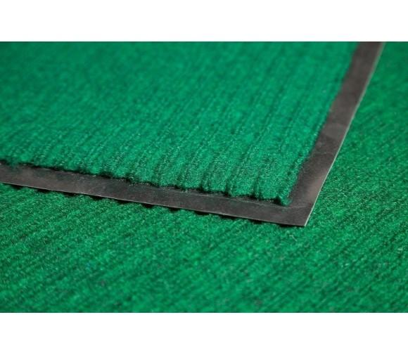 Коврик влаговпитывающий Double Stripe Doormat зеленый 900х1500 мм