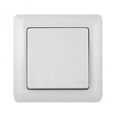 Выключатель Schneider Electric Хит VS16-133-B одноклавишный белый