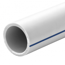 Труба FDplast PN 10 PPRC 20x1,9 мм белая