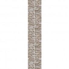 Стеновая панель ПВХ Кронапласт Unique Домик в деревне 2700х250 мм
