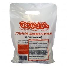 Диана огнеупорная 10 кг