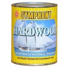 Symphony Hardwood шелковисто-матовый 0,9 л