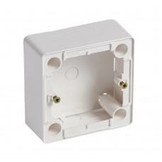 Коробка установочная Legrand Cariva 773697 одноместная белая
