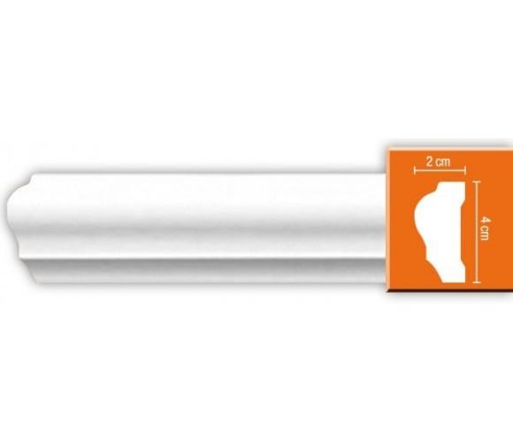 Молдинг полиуретановый Decomaster DP 304 2400х40х20 мм