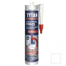 Герметик силиконовый Tytan Professional Neutral PRO нейтральный белый 310 мл