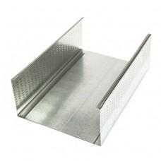 Металлист ПС-6 100х50х0,5 мм 3000 мм