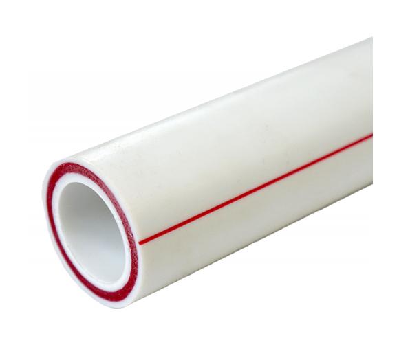 Труба FDplast PN 25 PPR Optimum 25х5,1 мм белая