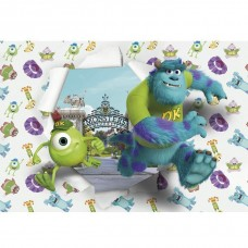 Фотообои бумажные Komar Monsters University Wallbreaker 8-471 3,68x2,54 м