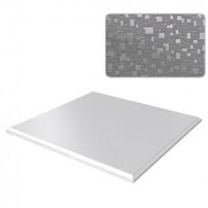 Потолок кассетный Cesal Мозаика металлик B32 300х300 мм