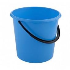 Ведро пластмассовое Огородное 21-10 КГ2521 20131 10 л синее