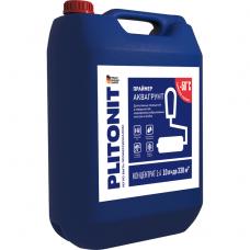 Plitonit Аквагрунт для влажных помещений 10 кг