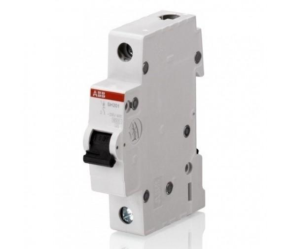 Автоматический выключатель ABB SH201L 1P 4.5кА 50А С