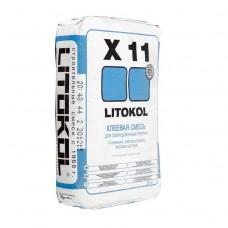 Клей для плитки Litokol X11 25 кг