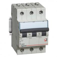 Автоматический выключатель Legrand TX3 6000 404056 C 3P 16 A