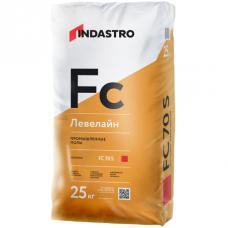 Сухая смесь Индастро Левелайн FC70 S 25 кг