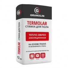 Стяжка тепло-звукоизоляционная Granulin Termolar 12 кг