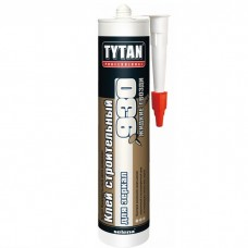 Клей строительный Tytan Professional №930 для зеркал бежевый 380 г