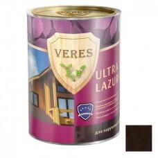 Пропитка для древесины Veres Ultra Lazura № 9 Палисандр 10 л