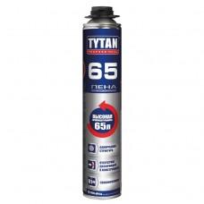 Пена монтажная профессиональная Tytan Professional 65 750 мл