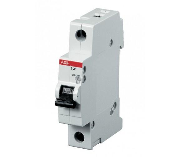 Автоматический выключатель ABB S201 2CDS251001R0104 C10