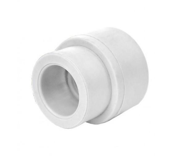 Муфта переходная PPRC FDplast 25х20 мм белая