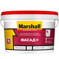 Marshall Фасад+ база BW глубокоматовая 2,5 л