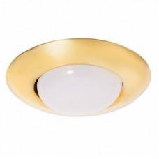 Светильник точечный встраиваемый Italmac Prima 50 3 04 R50 золото 60 Вт
