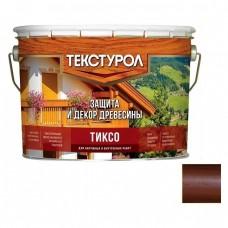 Средство для защиты древесины Текстурол Тиксо Орех Гварнери 10 л