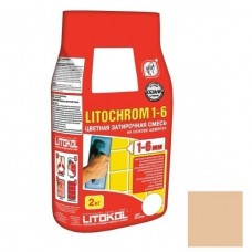 Litokol Litochrom 1-6 C.60 бежевая 2 кг