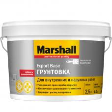 Грунтовка акриловая Marshall Export Base универсальная 2,5 л