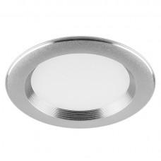 Светильник светодиодный Feron AL615 7 Вт 4000 K серебро